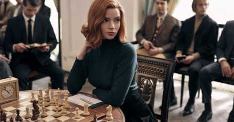 """Из-за сериала """"Ход королевы"""" вырос интерес к шахматам"""