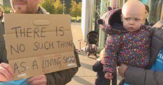 В Шотландии запрещено бить детей в воспитательных целях