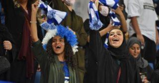 Первая женская футбольная лига появилась в Саудовской Аравии
