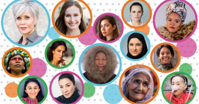 Светлана Тихановская попала в список BBC «100 женщин 2020 года»