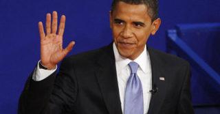 Барак Обама на обложке глянцевого издания