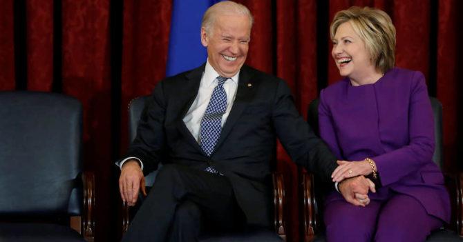 Джо Байден хочет сделать Хиллари Клинтон послом ООН