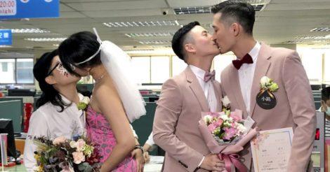 В Неваде однополые браки разрешат на уровне конституции