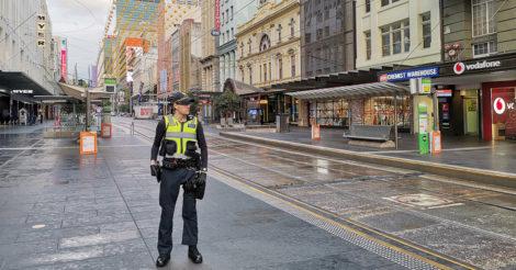 В Австралии нет ни одного случая заражения COVID-19