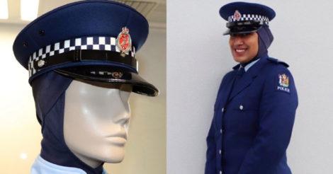 В Новой Зеландии создали полицейскую форму с хиджабом