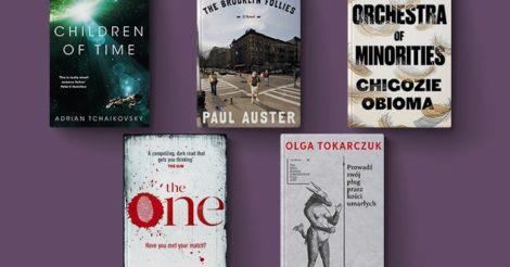 100 лучших книг 2020 года по версии Amazone