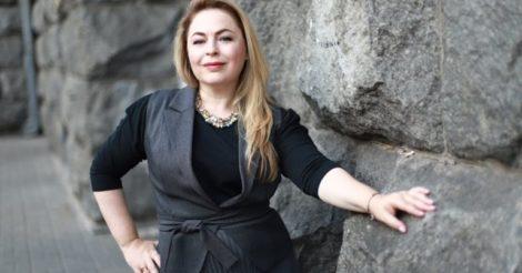 """Майя Тульчинська: """"Зріла жінка може сама обирати, кому подобатись, а кому - ні"""""""