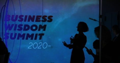 ТОП-100. Рейтинги крупнейших: Business Wisdom Summitнаградил лучших управленцев Украины