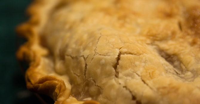 Лучший классический рецепт куриного пирога