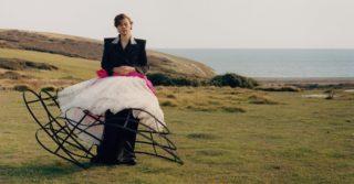 Новую обложку Vogue Гарри Стайлзом раскритиковали за отсутствие мужествености