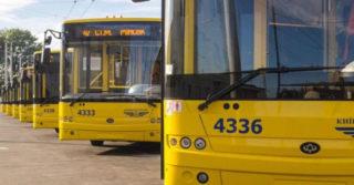 Общественный транспорт в Украине сменят на более экологичный