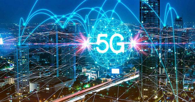 В Украине вводят связь 5G: говорит Кабмин