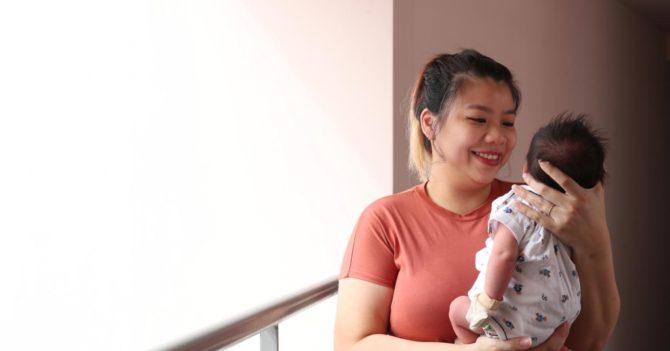 У женщины, болеющей COVID-19 родился ребенок с антителами к вирусу