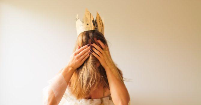 Поправьте корону: Иногда развод - способ вернуть себе достоинство