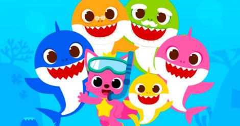Самым популярным видео на YouTube стала детская песня «Baby Shark»