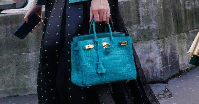 Hermès хотели открыть ферму аллигаторов для создания сумок, а их раскритиковали