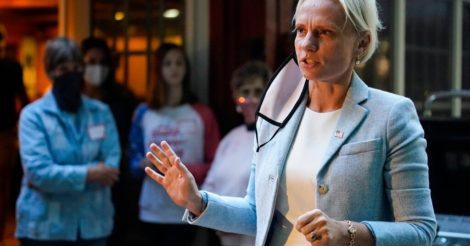 Украинка Виктория Спарц стала конгресменкой США