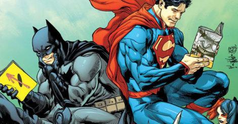В серии комиксов DC появился новый небинарный персонаж