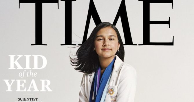 Ребенок года: Кому досталась новая номинация журнала TIME