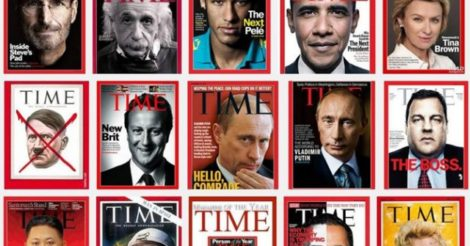 Кто стал человеком года по версии Time