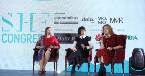 SHE Congress: Женщины в IT