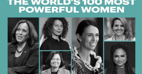 Ангела Меркель - самая влиятельная женщина 2020 года по версии Forbes