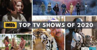 Топ 10 сериалов 2020 года по версии IMDb