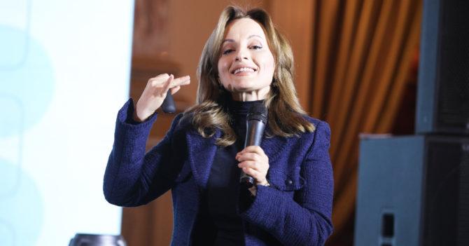 8 стратегий женской реализации: Алуника Добровольская на SHE Congress-2020