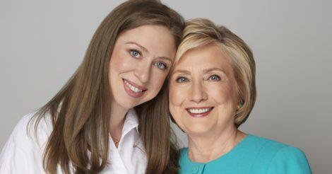 Хиллари Клинтон и ее дочь снимут документальный сериал про сильных женщин