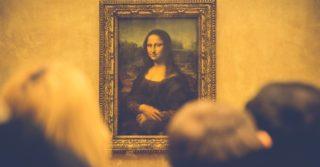 "Лувр продал право посмотреть на ""Мону Лизу"" без стекла за 80 тысяч евро"