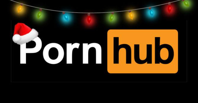 Pornhub выпустил рождественский музыкальный альбом: его можно послушать