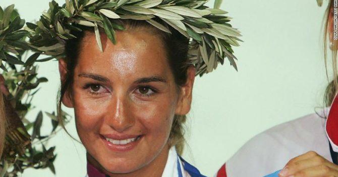 Олімпійська чемпіонка заявила, що ії зґвалтував член Федерації вітрильного спорту