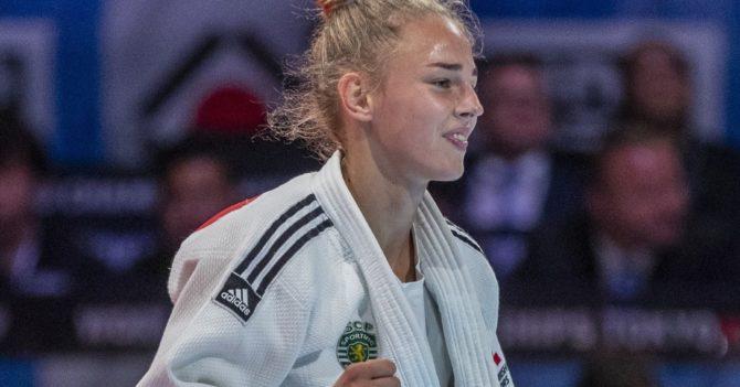 Дария Билодид - дзюдоистка года по версии Международной федерации дзюдо