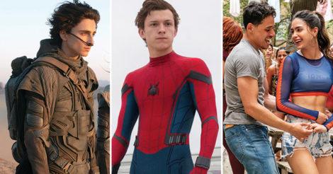 """Фильмы Marvel и """"Бондиана"""". Главные премьеры 2021 по версии журнала Variety"""