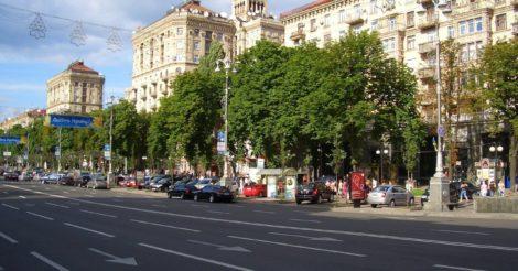 Городская власть Киева призывает не пользоваться общественным транспортом