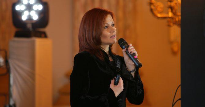 Юлия Осмоловская на SHE Congress: Компетентность - главная сильная сторона женщин в переговорах