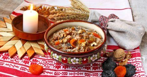 Готовим вкусную украинскую кутью на Рождество