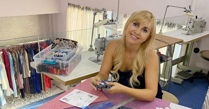 От создания образов для себя до дизайнерской одежды. Основательница бренда Tattié Татьяна Терчиева