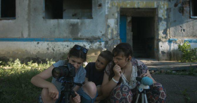 Український фільм отримав нагороду на премії IDA