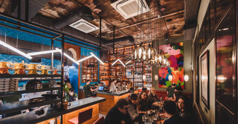 ТОП новых ресторанов Киева