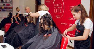 Розпочався 5-й сезон загальноосвітньої програми «Краса для всіх» вiд L'Oréal Україна
