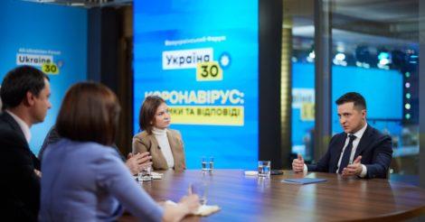 В Украине могут отменить карантин для привитых граждан