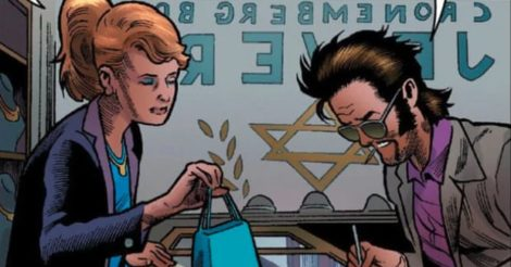 Marvel нашли антисемитский кадр в комиксе про Халка