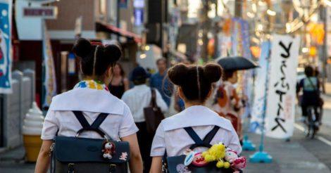 Японскую школьницу заставили перекраситься в черный: она подала в суд и выиграла дело