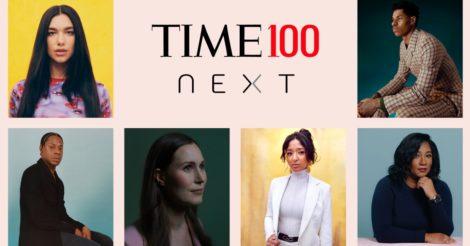 Журнал Time составил список 100 самых влиятельных людей нового поколения