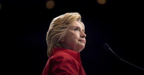 Хиллари Клинтон работает над книгой: она пишет политический триллер