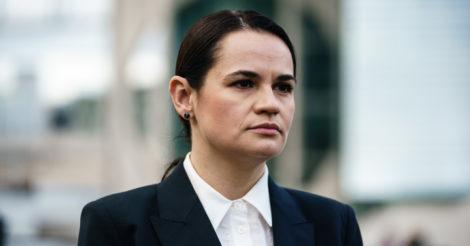 Светлана Тихановская: Страх питается разрозненностью