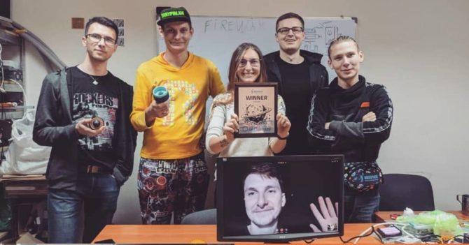 Украинские инженеры создали инновационную разработку и победили в хакатоне NASA