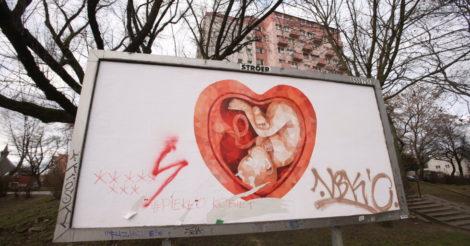 """В Польше создадут """"комнату слез"""" для поддержки женщин, которые не могут сделать аборт"""