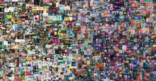 Впервые на аукцион выставили цифровое произведение искусства
